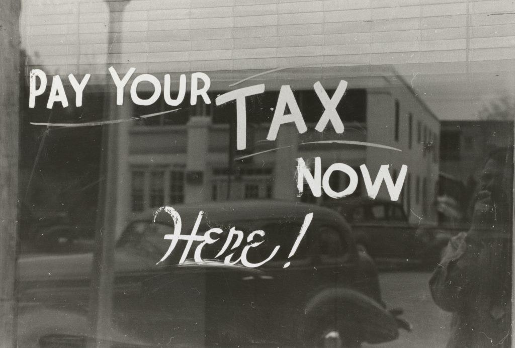 user taxes